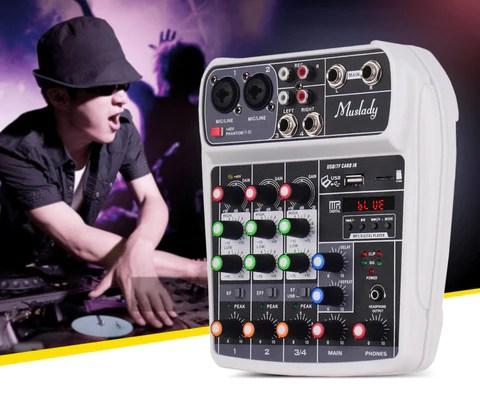 best sound mixer