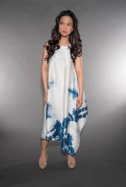 Cloud Maxi Dress