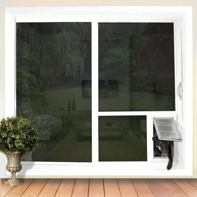 doggie door for sliding glass door dog door