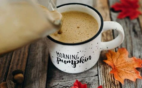 Image result for fall photos coffee