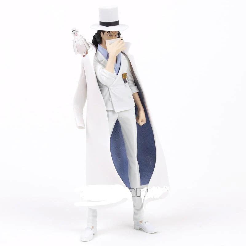 figurine one piece rob lucci 16cm