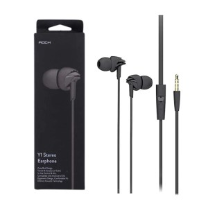 ROCK Y1 Stereo In-ear Headphones