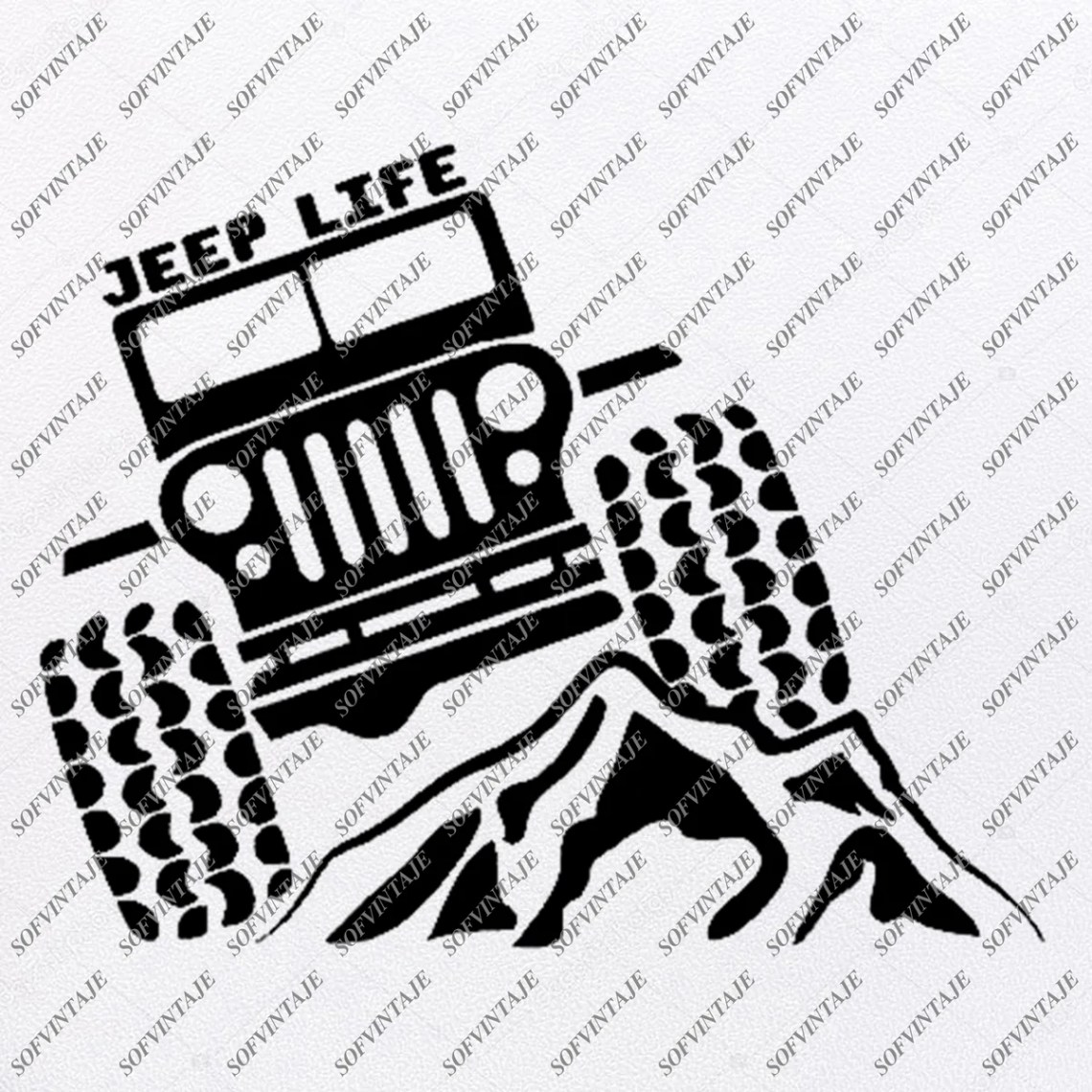 Download American Jeep Svg Files -American Terrain Svg Design ...