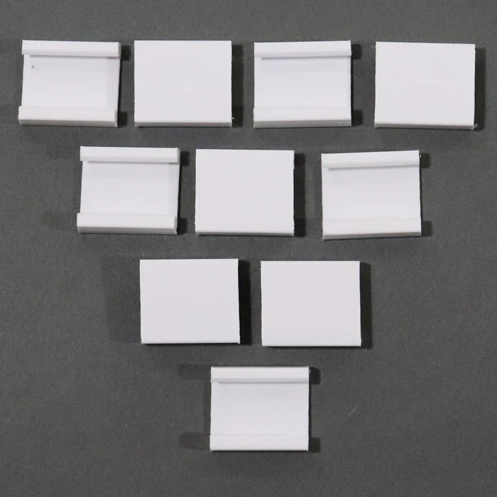 curtain panel c clips pack of 10 type e