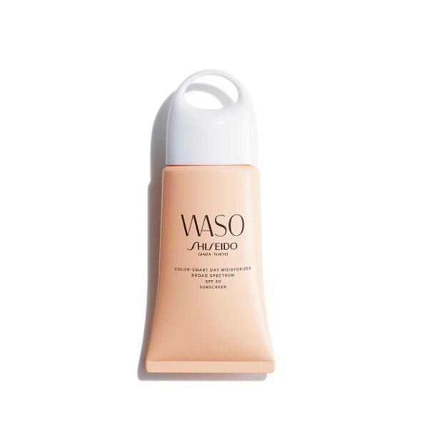WASO Color-Smart Day Moisturizer,  prevent maskne