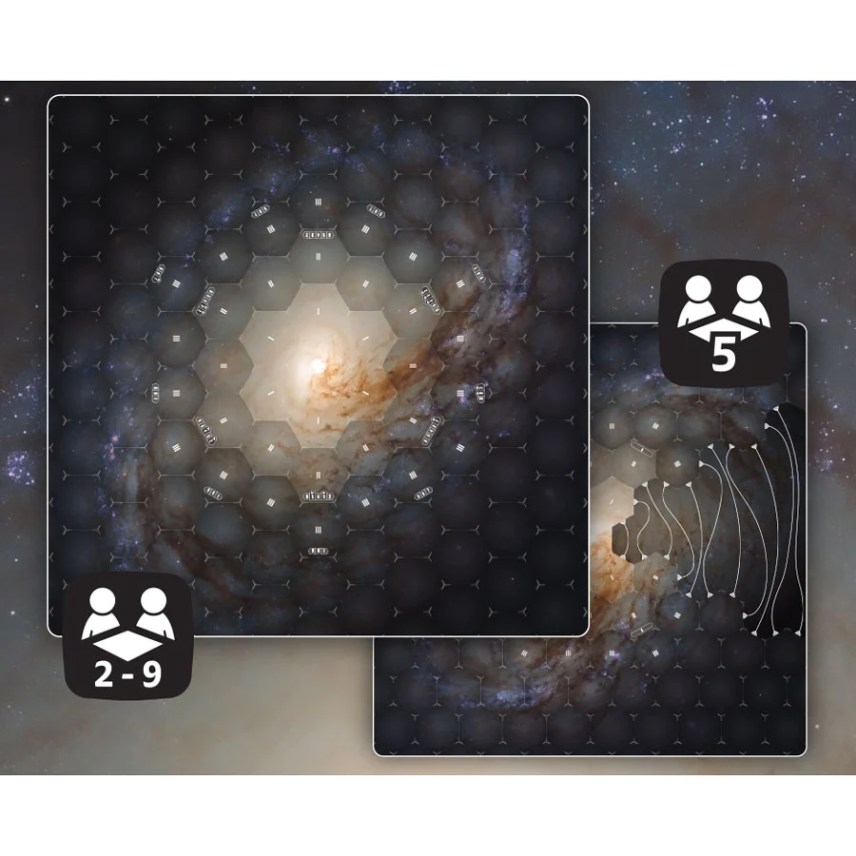 Eclipse: Second Dawn for the Galaxy - Playmat | Board Game | BoardGameBliss  Inc
