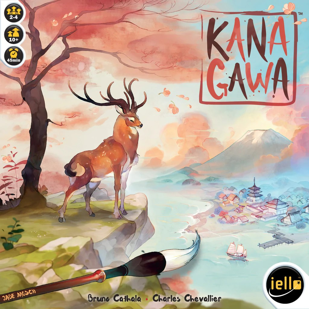 Image result for kanagawa board game