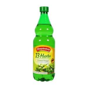 german vinegar hengstenberg 13 herbs
