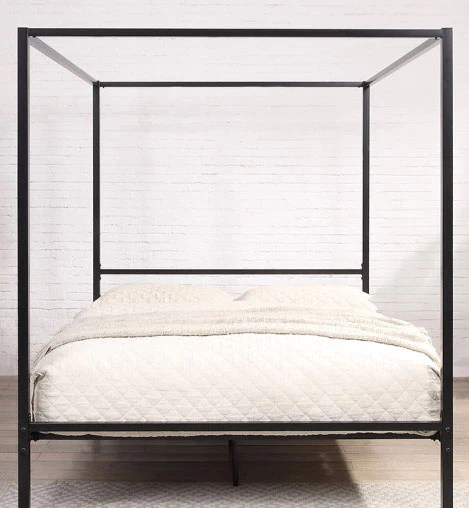 https dreamwarehouse co uk products chalfont 4 poster black metal king bed