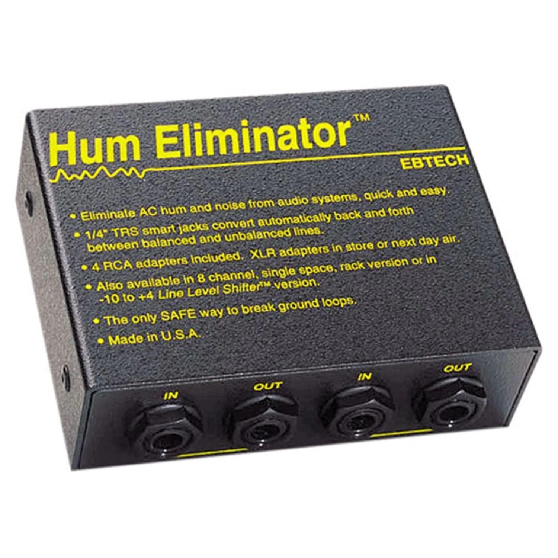 ebtech he 2 2 channel hum eliminator