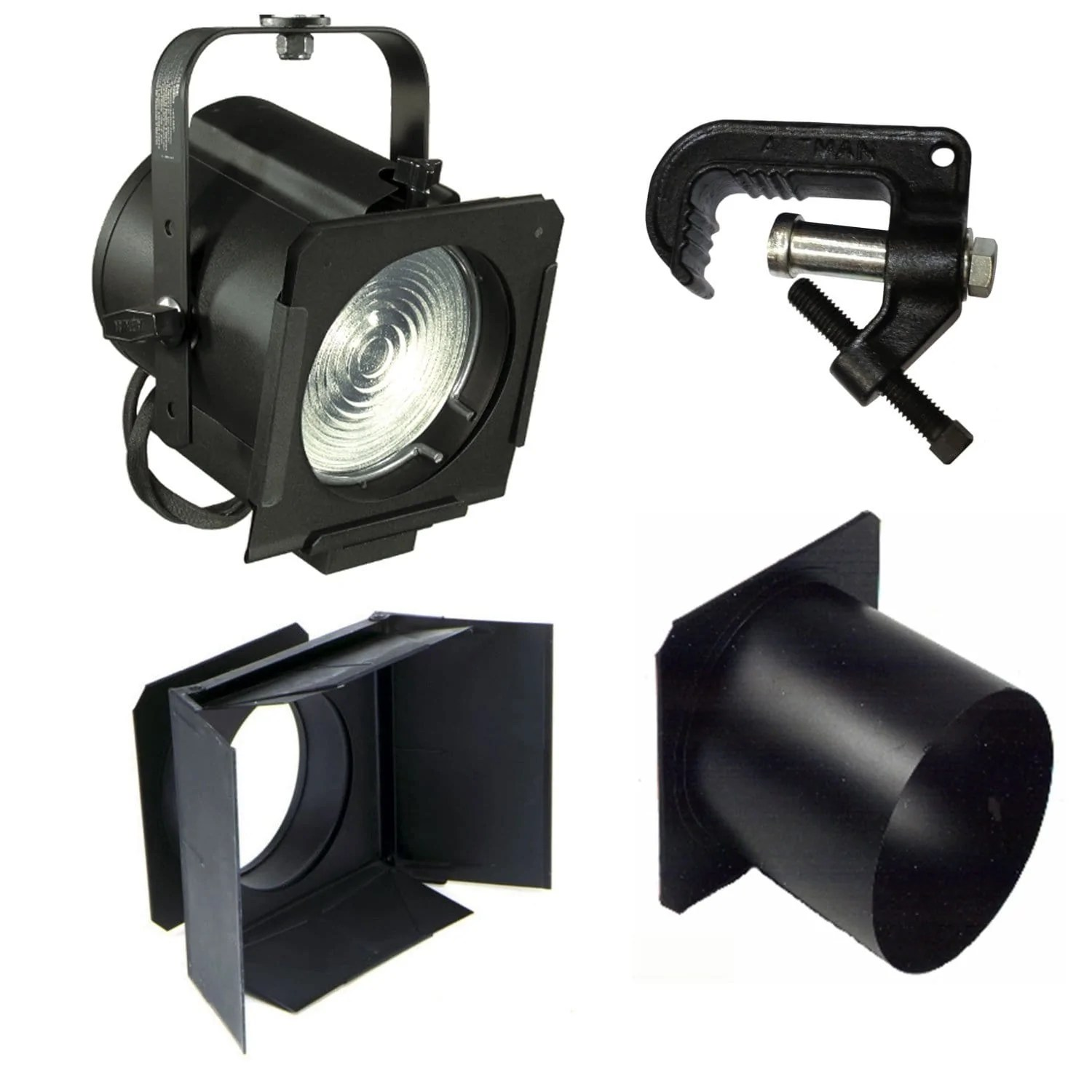 altman 65q fresnel light pack with accessories