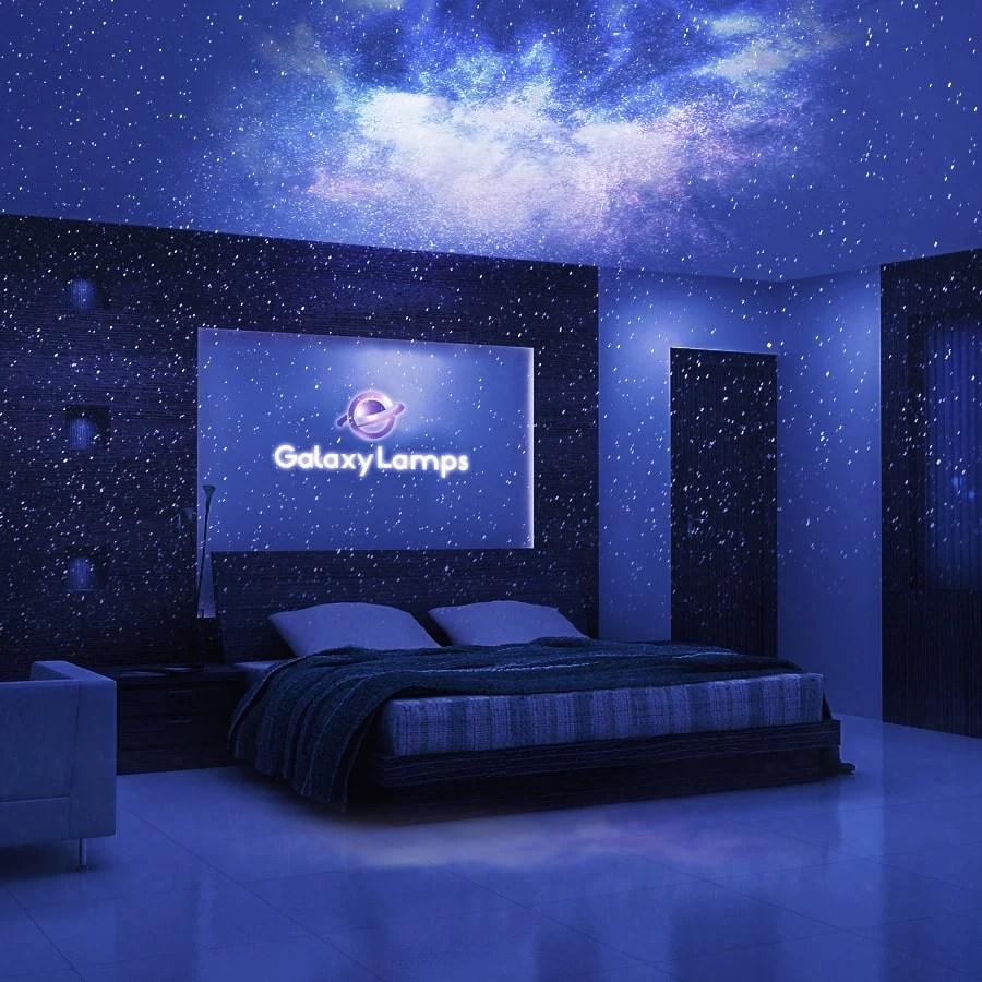 Projecteur d'étoiles GalaxyLamps