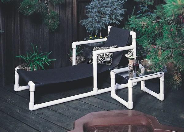 pvc lawn furniture
