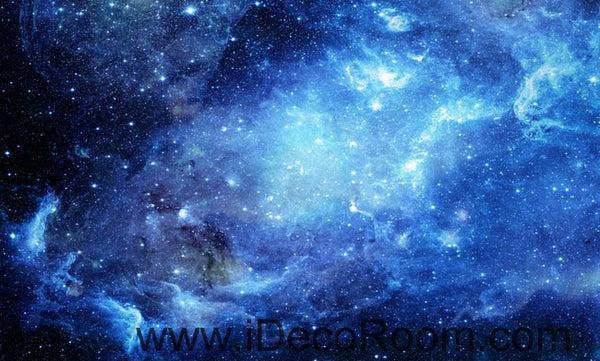 Galaxy Stars Night Sky 00075 Ceiling Wall Mural Wall Paper