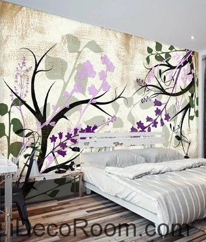 Forest Nature Flowers Wall Murals Page 7 IDecoRoom