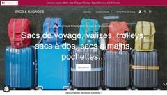 Site Web Sacs & Bagages