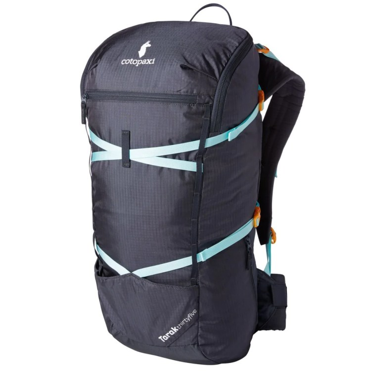 Cotopaxi Tarak 35: A versatile single quiver backpack 1