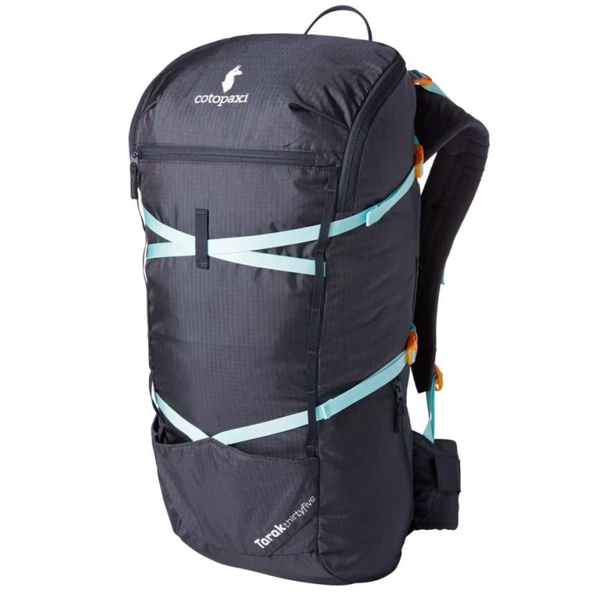 Cotopaxi Tarak 35: A versatile single quiver backpack 1