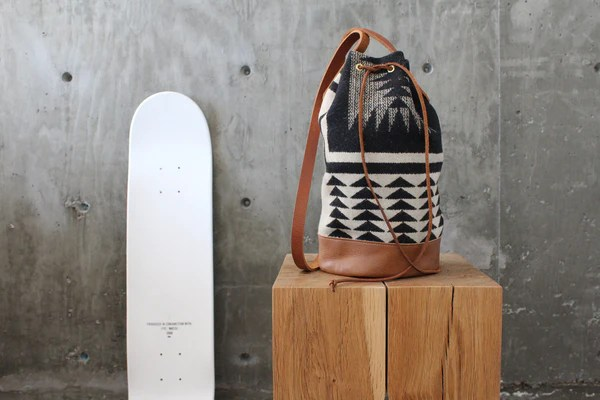 http://futureglory.co/collections/current/products/pendleton-x-future-glory-co-bucket-bag