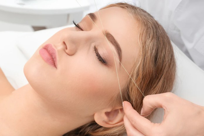 Threading Without pain