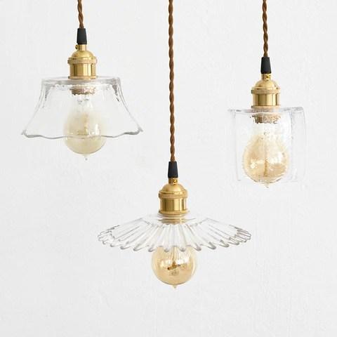 designer and industrial loft lights