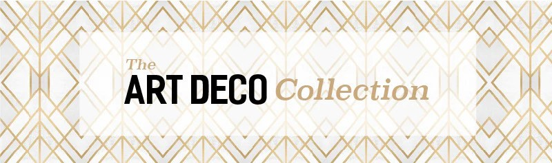 Discover the Art Deco Collection by WallsNeedLove.