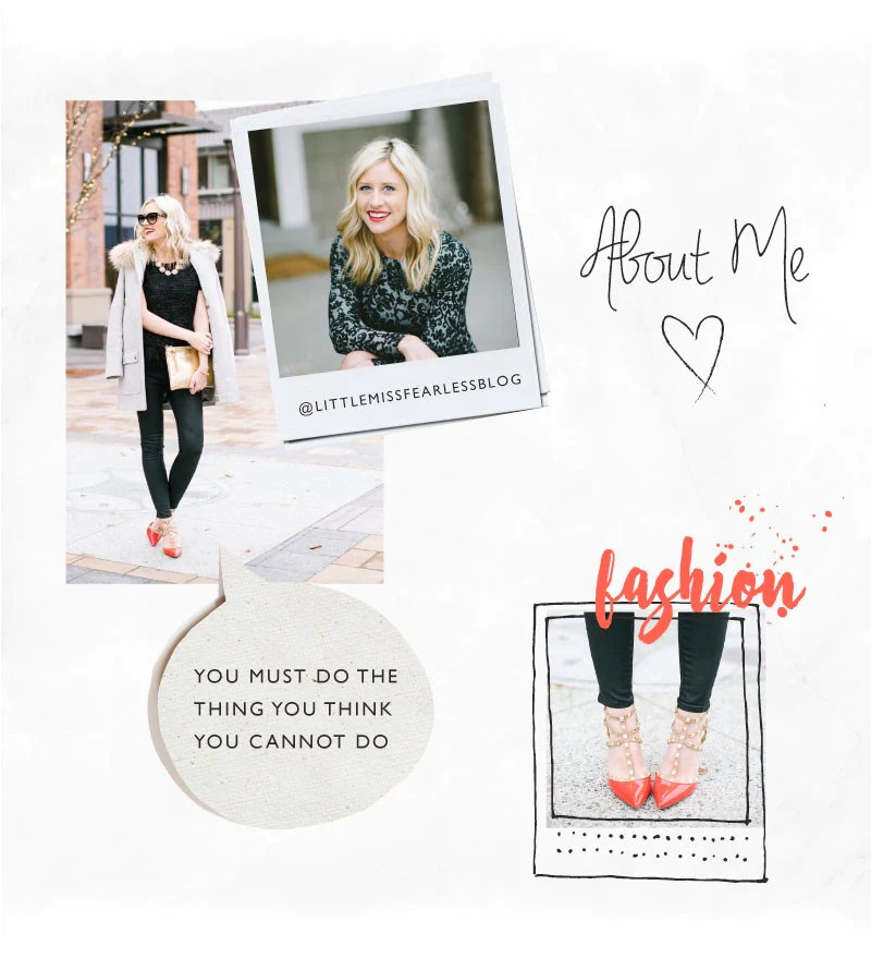 Meet lifestyle blogger and influencer, Amanda Sanchez of Little Miss Fearless