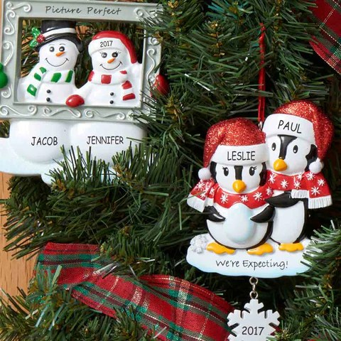 Personalized Christmas Ornaments Dibsies Personalization Station