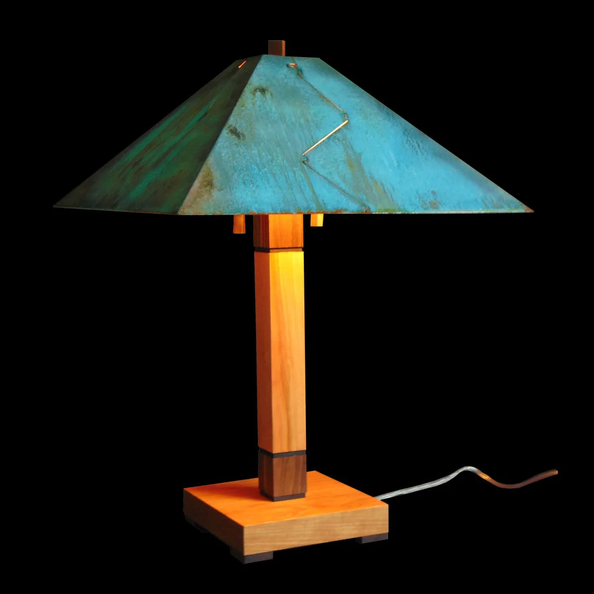 Franz Gt Kessler Designs Lamps Mission Lamps Arts And