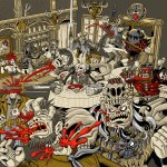 The Disc With No Name Digital Download – GWAR