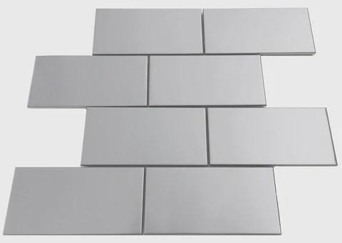 metal glass stone mosaic wall tiles
