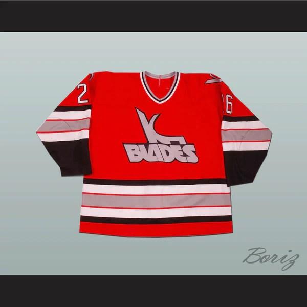 Kansas City Blades Jersey S