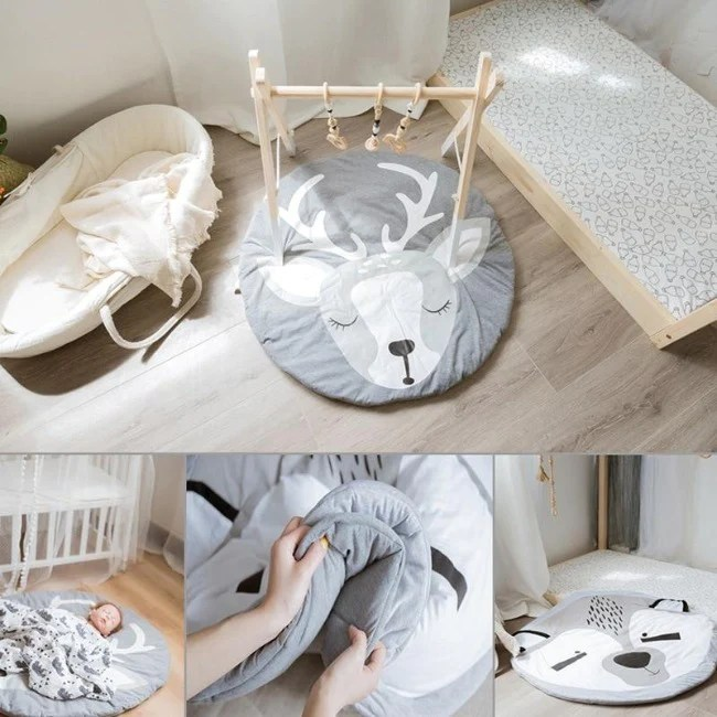 tapis d eveil bebe animaux