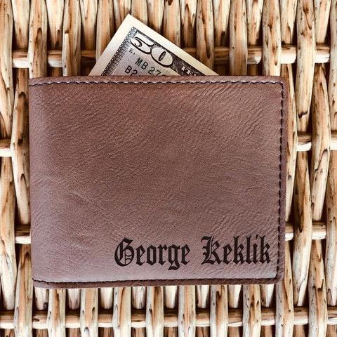 Brown Mens Wallet