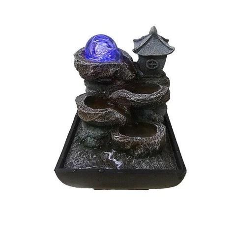 fontaine bouddha exterieur bouddha mantra