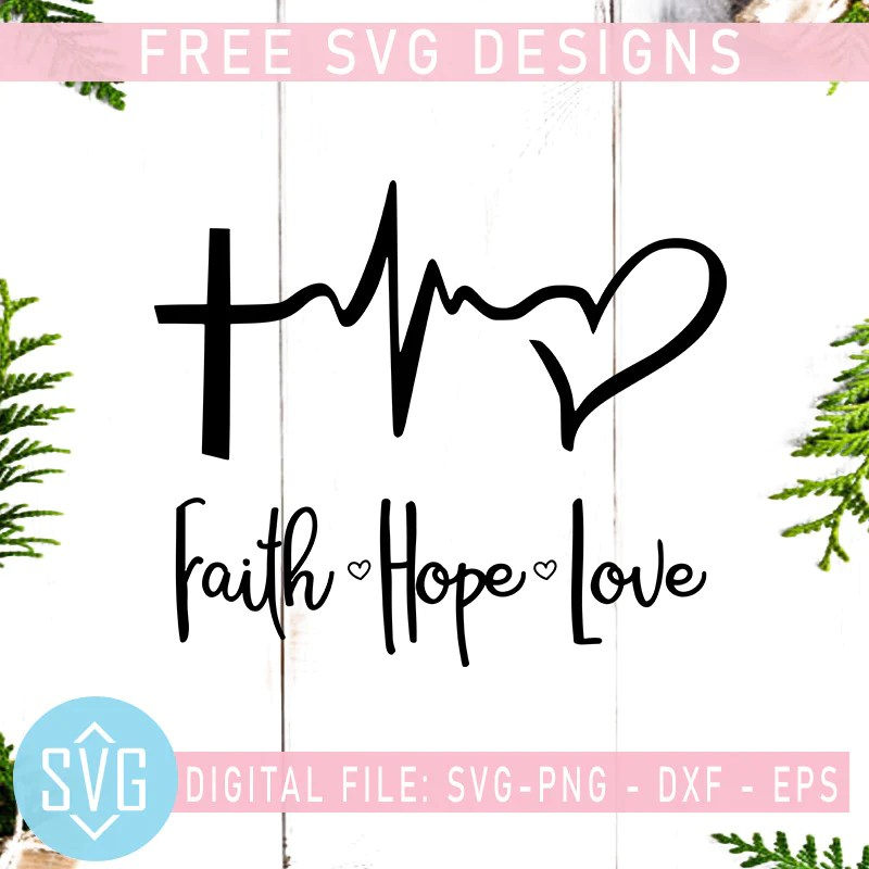 Download View Free Faith Svg Pics Free SVG files | Silhouette and ...