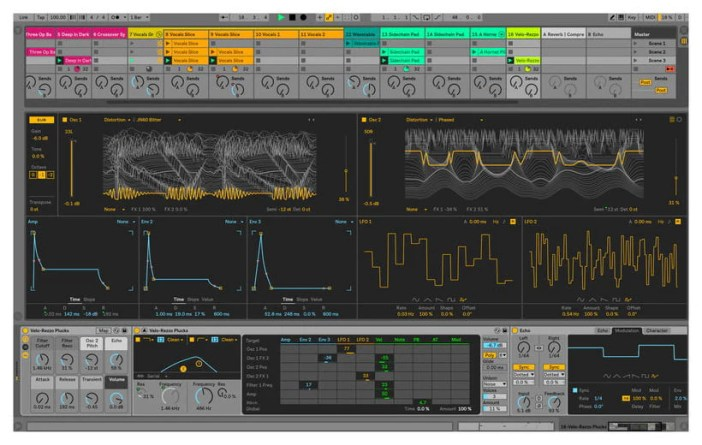 Ableton Live 10 Suite - Academic Version (download) – TOT ALL AUDIO