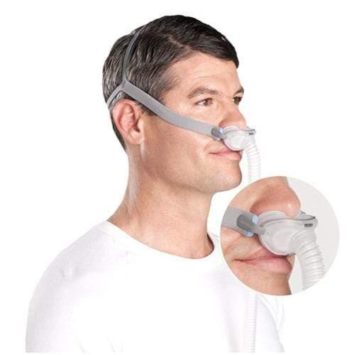 niscomed nasal pillow cpap mask