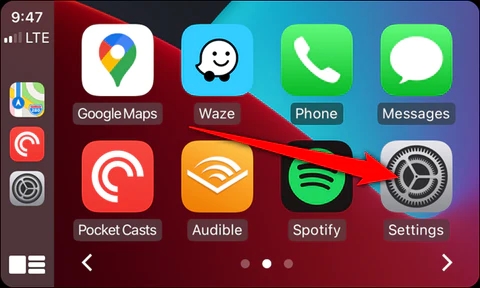 The move is intended to help carplay better match the vehicle's interior. How To Change The Apple Carplay Wallpaper Thecarplayer Com