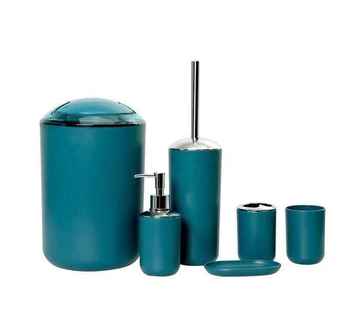 خطاب النوعية و Accessoire Salle De Bain Bleu Turquoise Caallenblog Com