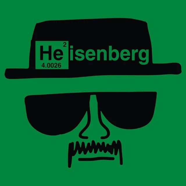 Heisenberg T Shirt Breaking Bad TV Textual Tees