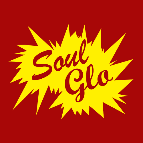 Soul Glo T Shirt Coming To America Apparel Textual Tees