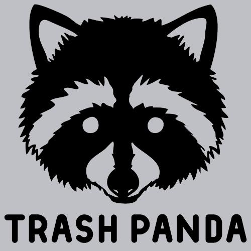 Trash Panda T Shirt Textual Tees