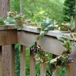 Faux Grape Leaf Garland 6ft Save On Crafts