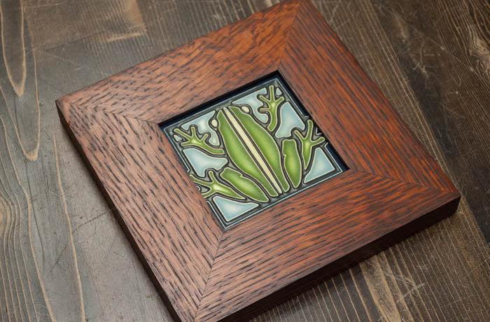 frame your motawi tile motawi tileworks
