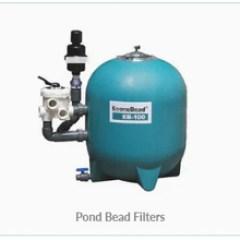 Koi Pond Filtration Bead Filter