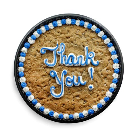 Custom Cookie Gift Delivery for Administrative Professionals Day – The Great Cookie