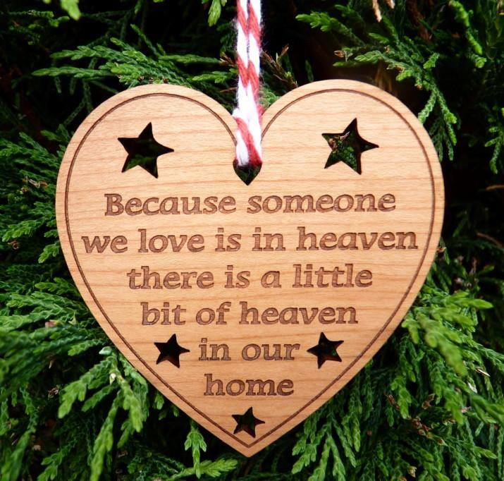 """Download """"Because Someone We Love Is In Heaven"""" Tea Light candle ..."""