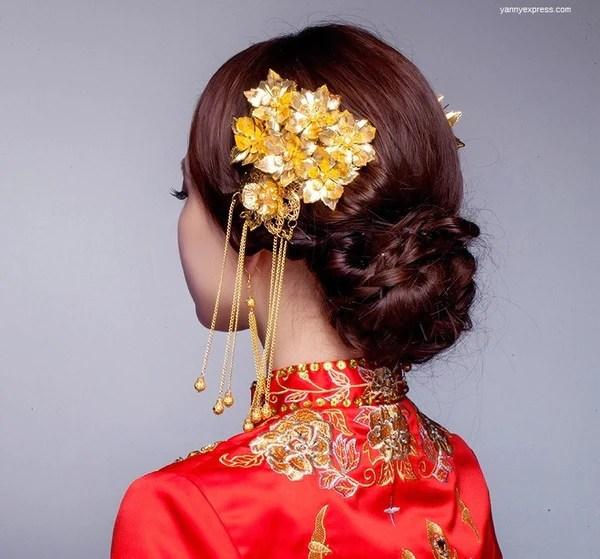 Chinese Bridal Hair Comb For Kwa Qun YannyExpress