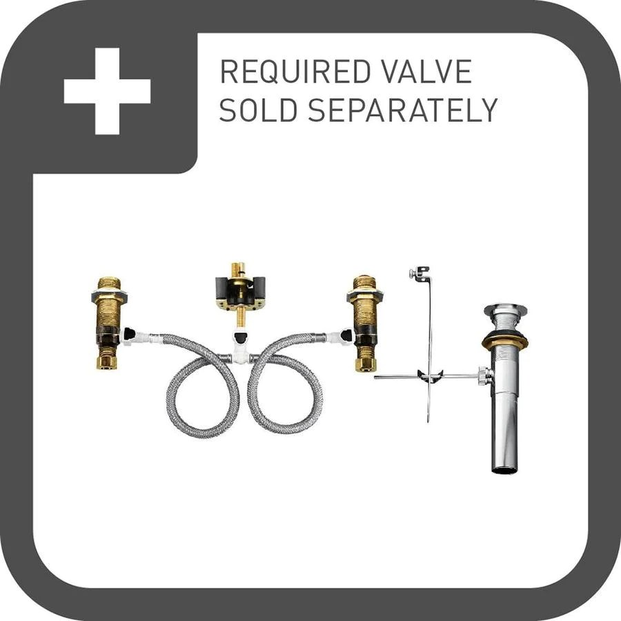 moen voss oil rubbed bronze 2 handle widespread watersense bathroom si in stock hardwarestore delivery